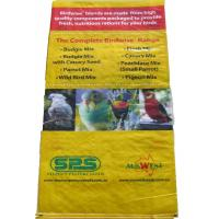 China Industrial BOPP Laminated PP Woven Bags For Flour / Rice / Fertilizer / Feed Packing on sale