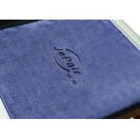Strong Toughness Micro Cloths For Cleaning , Sole Cleaner Microfiber Dust Cloths Manufactures