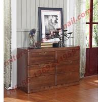 Solid Wood Material Chest of Cabinet in Living Room Furniture Manufactures