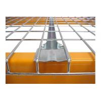 Powder Coated Pallet Rack Wire Decking Rust Resistant Long Life Span Manufactures