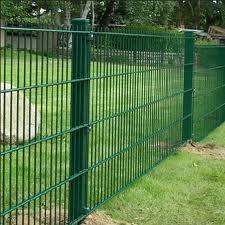 hedges garden fences/ Double wire fence Manufactures