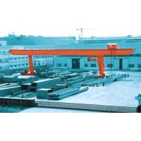 Steel Inventory Yard L-Shape Gantry Crane for Road Construction Sites Manufactures