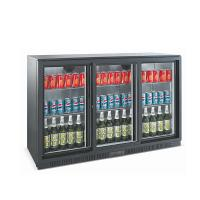 China Auto Defrost Back Bar Cooler 330L Capacity With Adjustable Chromed Shelves on sale