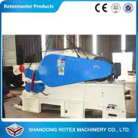 High Power Wood Sawdust Machine / Equipment , Sawdust Pellet Mill Manufactures