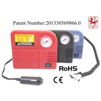 Buy cheap Potable Mini Car Tire Pump Inflator from wholesalers