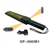 Portable Handheld Metal Detector With Light And Sound / Vibration Alarm Style Manufactures