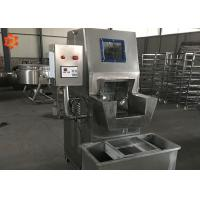 4.75kw Meat Processing Equipment 700 - 1400kg/H Continuous Brine Injector Machine Manufactures
