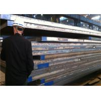 EN10025 S460M low alloy steel plate S460 grade stand thickness 6 - 200 mm Manufactures