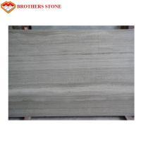 Direct Supply Crystal Wood Grain Marble Stone Slabs Standard Or Customized Size Manufactures