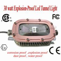 220 Volt CREE 30 Watt LED Explosion Proof Light 6500K 78Ra For Underground Tunnel Manufactures