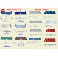 Durable Stainless Colour Coated Roofing Sheets BS DIN ASTM Standard Manufactures