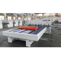 Automatic Cutting Hydraulic Metal Shear CNC Front Feeding For Metal Process Manufactures