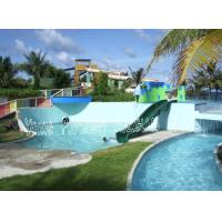 Indoor swimming pool single body slide Manufactures