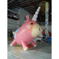 Quality Attractive Large Inflatable Unicorn , Customized Durable Unicorn Balloon for sale