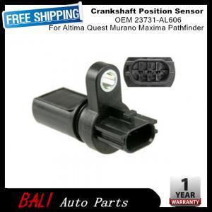 China Crankshaft Position Sensor For Infiniti FX35 M35 Nissan 3.5L 6cyl Maxima 23731AL606 on sale