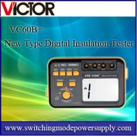Quality VC60B+ New Type Digital Insulation Tester  for sale