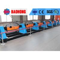 China Copper And Steel Wire Cable Stranding Machine Galvanized Steel Strand on sale