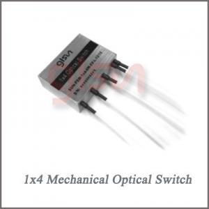 China GLSUN 1x4 fiber optic switch micaro optical switch on sale
