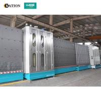 Automatic Vertical Insulating Glass Production Line Can OnlineGasFilling Manufactures