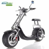 Off Road 2 Wheel Electric Scooter , Electric Fat Wheel Scooter For Adult , Eco Friendly Manufactures