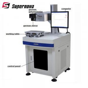 220V/50HZ FREE SAMPLE CNC One Year Warranty UV Laser  Marker Manufactures