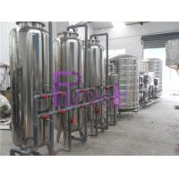 Drinking Water Treatment System Reverse Osmosis Membrane Water Filter Machine Manufactures