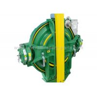 5.7 KW 305V Gearless Elevator Traction Machine MX10 KM811506G01 For KONE Manufactures