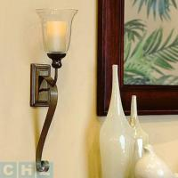 Serafina Wall Sconce with Wax Candle Manufactures