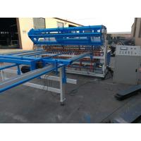 Panasonic PLC Fence Mesh Welding Machine  , High Capacity 260m Per Hour Manufactures