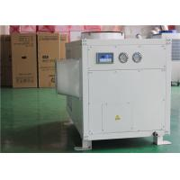Industrial Spot Cooler Rental , 61000btu Temporary Air Conditioning Rental Manufactures