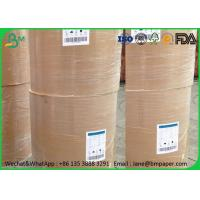 55 - 120gsm Woodfree Uncoated Paper , Double Sided Uncoated Offset Paper Manufactures
