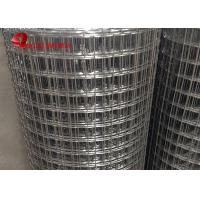 China 6ft Width Electric Fusion Hot Dipped Galvanized Wire Mesh 19 X19x1.6mm Dia on sale