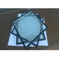 China Double Glazed Insulated Tempered Glass / Tempered Safety Glass For Airports on sale