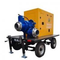 20-150hp Mobile type 6 inch 325 m 3/h at 21 m diesel engine water supply pump for farm Mobile type 6 inch 325 Manufactures