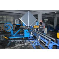 Safety Spiral Duct Machine For Making Galvanized Steel Spiral Duct Manufactures