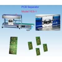 PCB Separator Machinery With Safe Sensor For PCB Depaneling Tool With CE Approval Manufactures