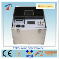 China 2014 Fully Automatic Insulating oil tester ,series BDV,High accuracy,Timely to display the statistics data on sale