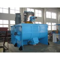 Horizontal Industrial Mixing Equipment , High Shear Mixer 110 / 150 / 30kw Manufactures