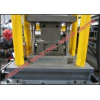 Adjustable Metal Steel C Stud And Track Roll Forming Machine Thickness 0.6-0.8 mm Manufactures