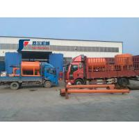 Automatic Dry Mortar Mixer Machine Low Noise For Dry Plaster Sand Cement Manufactures