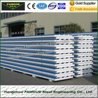 Easy Installation Best Price EPS Sandwich Panel for Roof Manufactures
