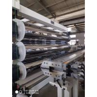 Extra Width Geomembrane / Geocell PE Sheet Extrusion Line With PLC Control Manufactures