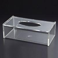 acrylic tissue box Manufactures
