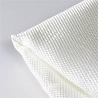 Satin Fiberglass Cloth Roll 3786 , Flame Resistant Fabric For Thermal Insulation Manufactures