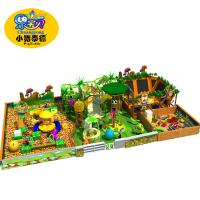 China Forest Theme Soft Indoor Playground Equipment For Home 20 - 50 M² About 15-30 Child on sale