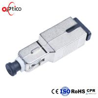 China Fiber Optic SC/UPC 2dB 4dB 6dB 8dB 15dB Fixed Type Optical Attenuator Set SC UPC on sale