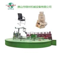 High pressure foaming machine/Car seat molding production line Manufactures