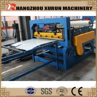 China Simple Slitting and Cutting to Length Machine Double Layer C Z Purlin Roof Wall Panel Roll Forming Machine on sale