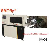 220V Automatic Inline V Cut PCB Separator with 300-500/s Cutting Speed SMTfly-5 Manufactures