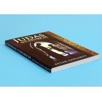 Softcover Book CMYK Color Printing With Perfect Glue Binding and Matt Lamination Cover Manufactures